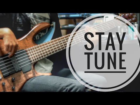 "Suchmos ""STAY TUNE"" (Bass cover)"