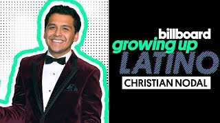 Christian Nodal Discusses His Tattoos & Which Song Best Describes Mexico | Growing Up Latino