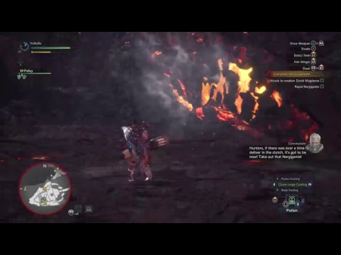 Monster Hunter World # 6 (Live) Valhalla กับ Policy ตะลุยป่า