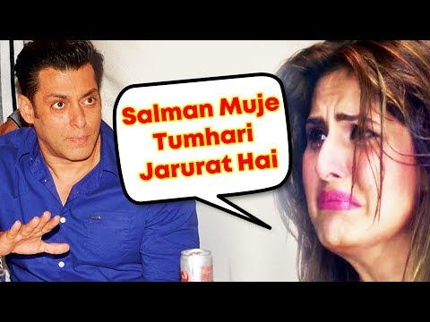 Zareen Khan WANTS Salman Khan's HELP For Bollywood Career
