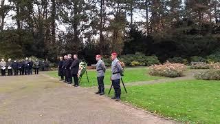 Skandalöse Rede von Polizeipräsident Gregor Lange am Volkstrauertag [2017]