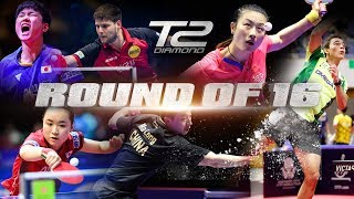 T2 Diamond Malaysia | Day 2 | Round of 16