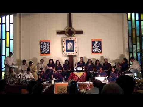 Badol Meghe Madol Baje - by- SurerDhara of New Jersey 07/25/2009 Part 2/3