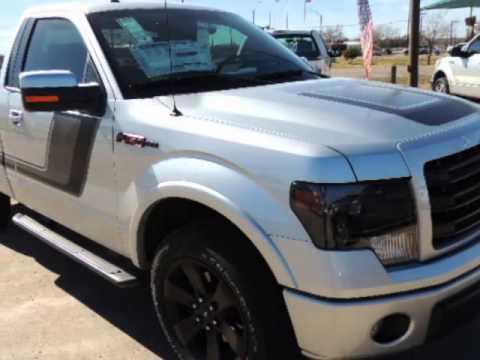 Randall Noe Terrell >> 2014 Ford F-150 2WD Regular Cab 6-1/2 Ft Box FX2 - YouTube