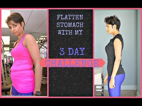 3 DAY CHALLENGE- MY EASY WEIGHT LOSS AND FIRM ABS SECRET
