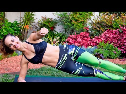 12 Min Abs and Cardio Workout // Quick Abs