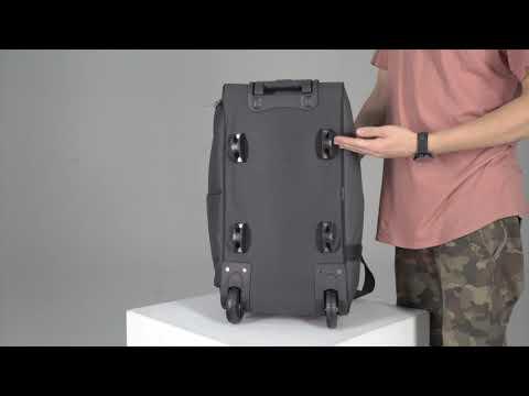 09f08d6a4f9f Видео обзор сумки на колесах Таллин - Bagland