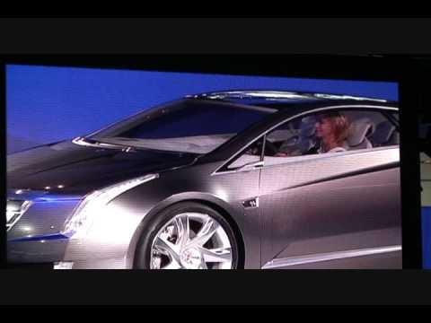 Cadillac Converj, Chevy Orlando Concepts, Detroit Auto Show.