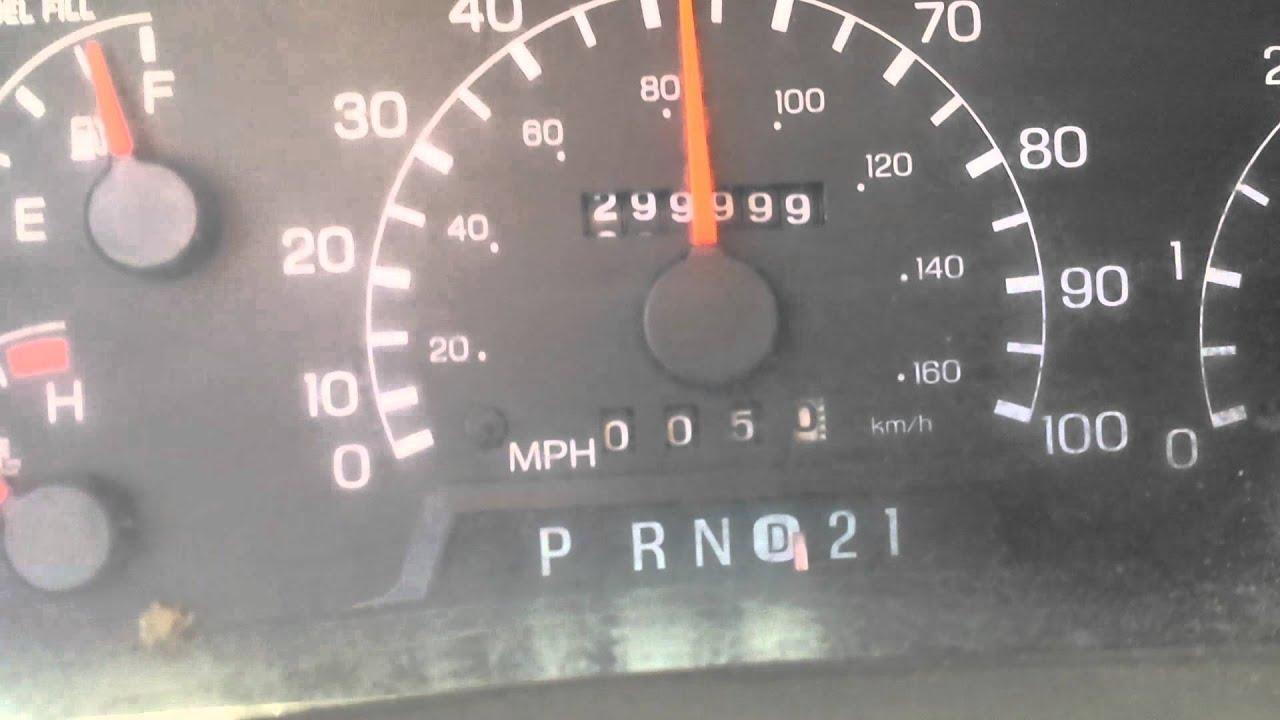 1999 f250 v10 mpg