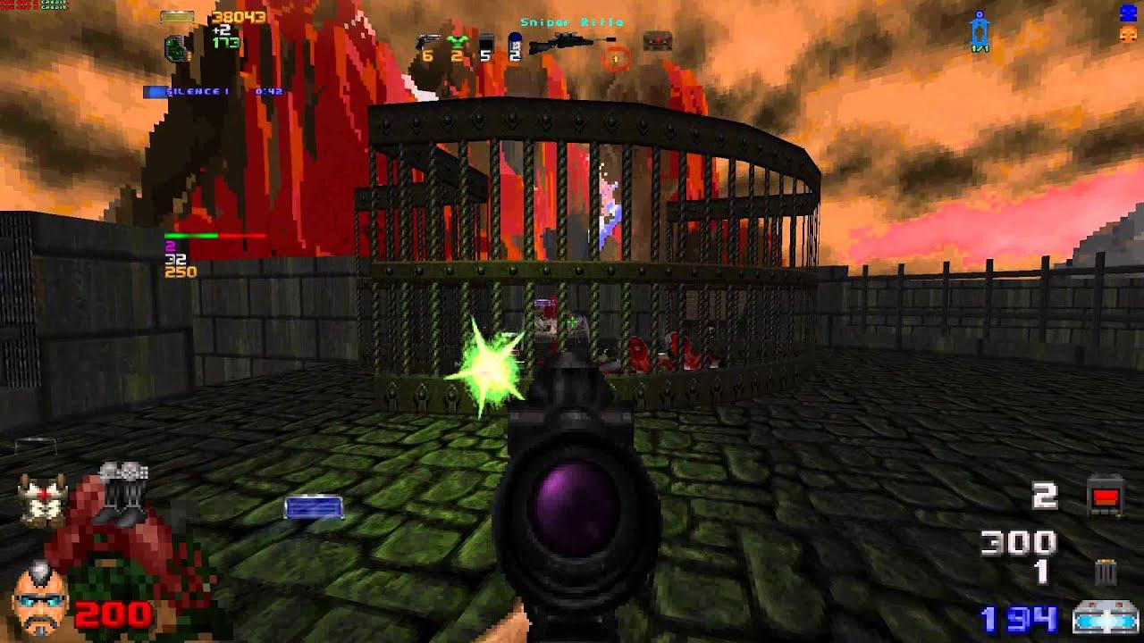 I Almost Got Killed By A Walking Tank - Doom RLA + Doom RPG + Icarus wad  (Episode #7) Levels 14-15