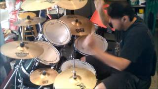 Mushroomhead-12 Hundred (Drum Cover)