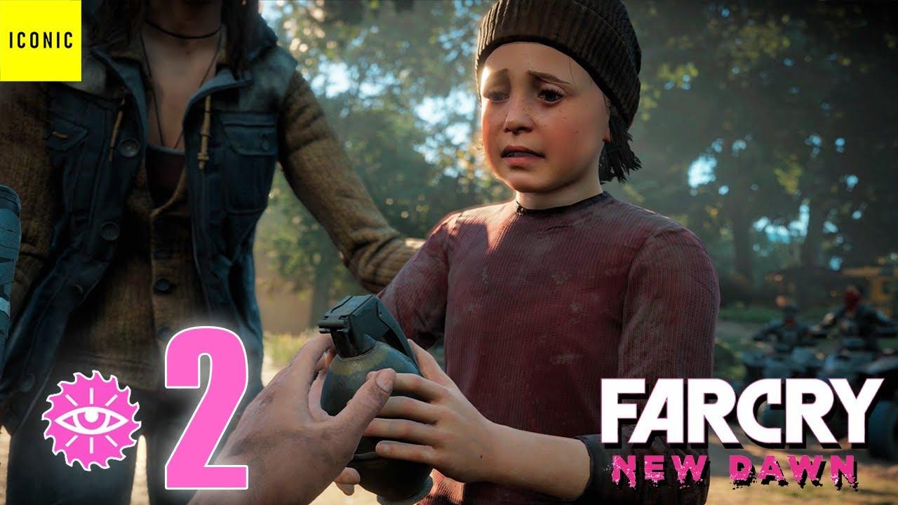 ระเบิดคามือ? - Far Cry New Dawn #2