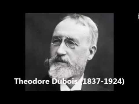 Théodore Dubois: Klaviertrio Nr. 1 c-moll