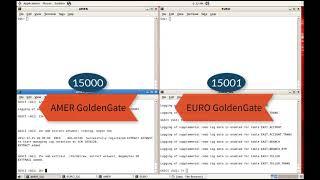 Oracle GoldenGate Extrait de Configuration - Démonstration - GG la Vidéo 17