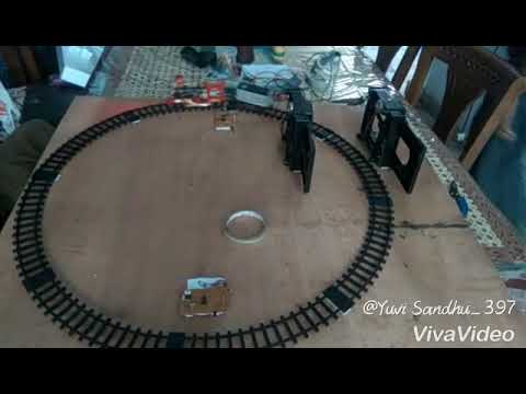 Automatic Railway Gate Control - Rickey's World of