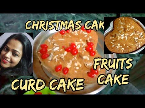 Curd Cake / Homemade Easy &simple Cake Recipe