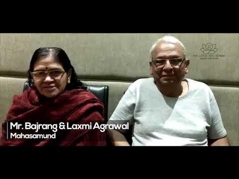 Mr.Bajrang Agrawal and Mrs.Laxmi Agrawal-Mahasamund,Detoxification Treatment at Five Lotus