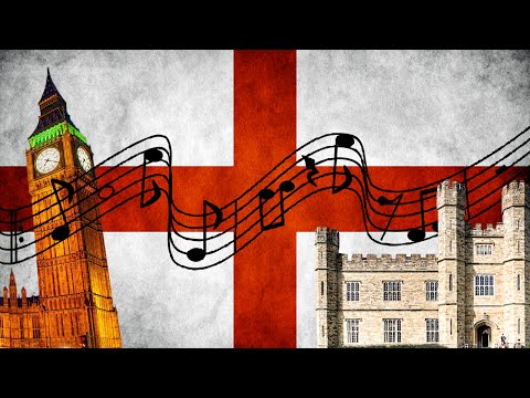 English Folk Music (Jig, Ballad, Country, Broadside and more