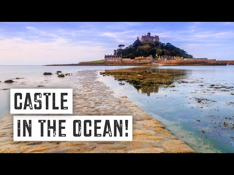 CORNWALL, ENGLAND: Amazing Coastal Road Trip! | 4K Travel Video