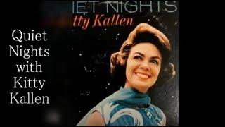 Quiet Nights with Kitty Kallen  (1964 album)