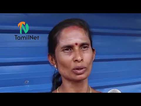 [Tamil] Tamil activist harassed by SL Police in Keappaa-pulavu
