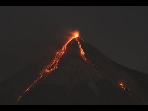 Вулкан Фуэго в Гватемала активизировался (новости)