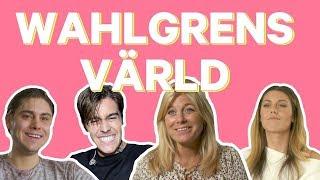 Derfor elsker Vegard Harm «Wahlgrens Värld»
