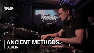 Ancient Methods Boiler Room Berlin DJ Set