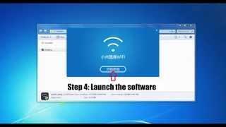 XiaoMi Mini WiFi Installation Guide