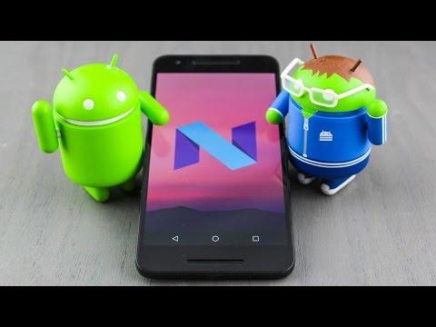 Öne Çıkan Android Nougat Özellikleri