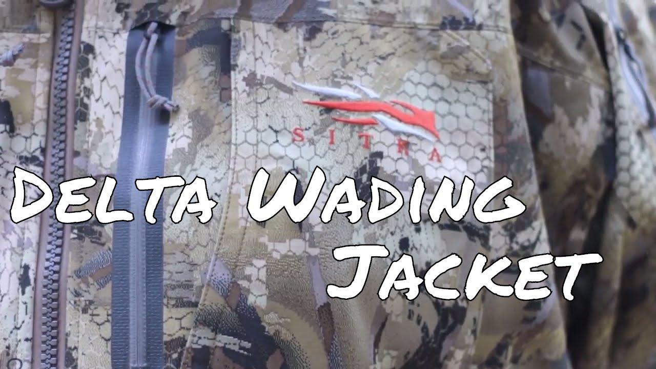 Sitka Delta Wading Jacket Review Youtube