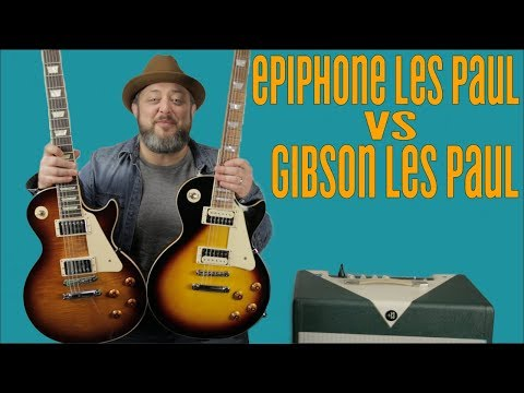 Gibson Les Paul vs Epiphone Les Paul  Is it Worth The Money?