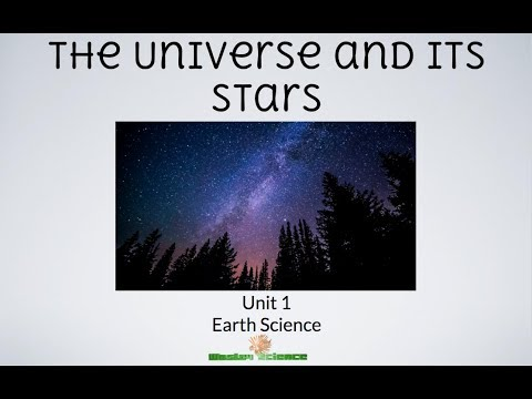 WasleyScience- The Universe and Its Stars