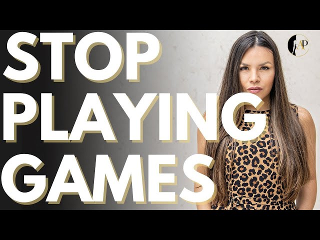 The Surprising METHOD To STOP Her From Playing GAMES!