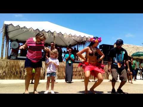 2016 Festpac Guam Cook Island Dancing