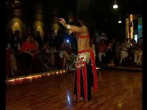 Club Latino Jakarta - Belly Dance by Veny Chi