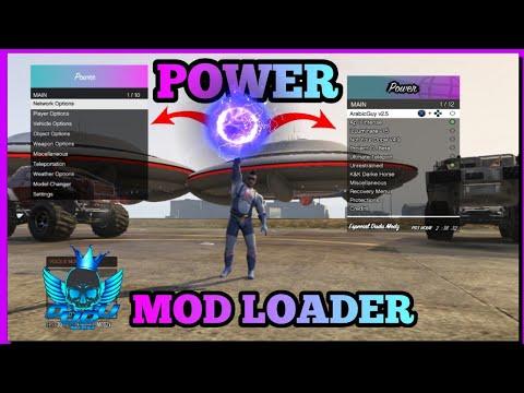 GTA V - Mod Menu CEX & DEX POWER + DOWNLOAD