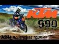 KTM 990 ADVENTURE: CHASING MOUNTAIN PASSES & WATERFALLS (HD)