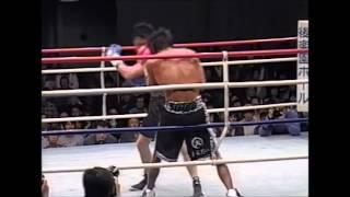 川村貢治 vs 岡田誠一_2009/10/11 (2)