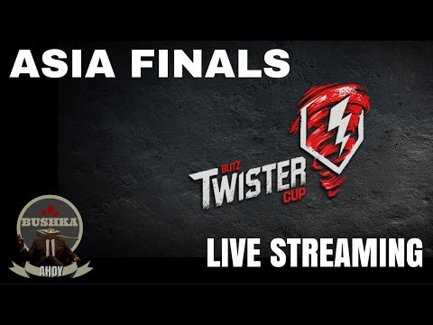 THE TWISTER CUP FINALS LIVE LARGE AND LOUD