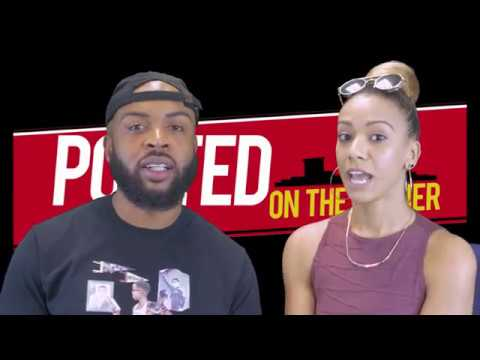 #PostedOnTheCorner - Comedians Mr.Bankshot & Maya The B
