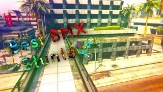 GTA 5 ItsLxgo's Best BMX Stunts (GTA 5 Stunt Montage) - DAILYMOTION LINK IN THE DESCRIPTION