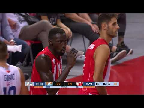 ABA Super Cup Highlights, Final: Budućnost VOLI - Crvena zvezda mts (23.9.2018)