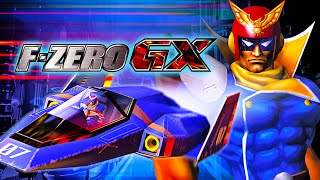 gamecube month lets play f zero gx