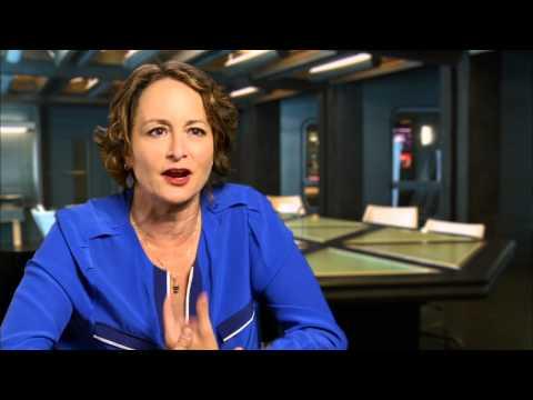 'Mockingjay – Part 1' Set Interviews - Producer Nina Jacobson