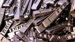 Виготовлення струбцин BESSEY (Німеччина) з ковкого чавуну