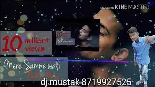 Mere Samne Wali khidki Mein  Ashish patil padosan Kishore Kumar  Cover 2018 HD mix DJ Mustak