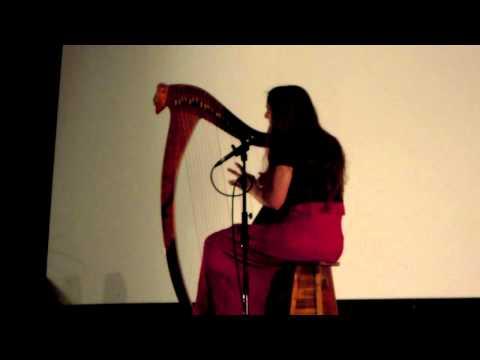 """Arrietty's OST """"Sho's Lament"""" & """"Sho's Waltz"""" - Cécile Corbel LIVE"""