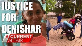 Girl disabled by electric shock | A Current Affair Australia