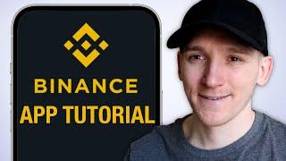 How To Use Binance Smartphone App - Buy Bitcoin On Binance App